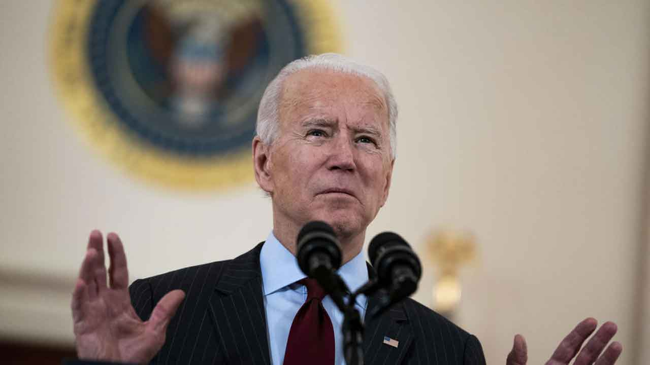 President Biden Announces COVID-19 Vaccine Requirement For Civilian Federal Employees