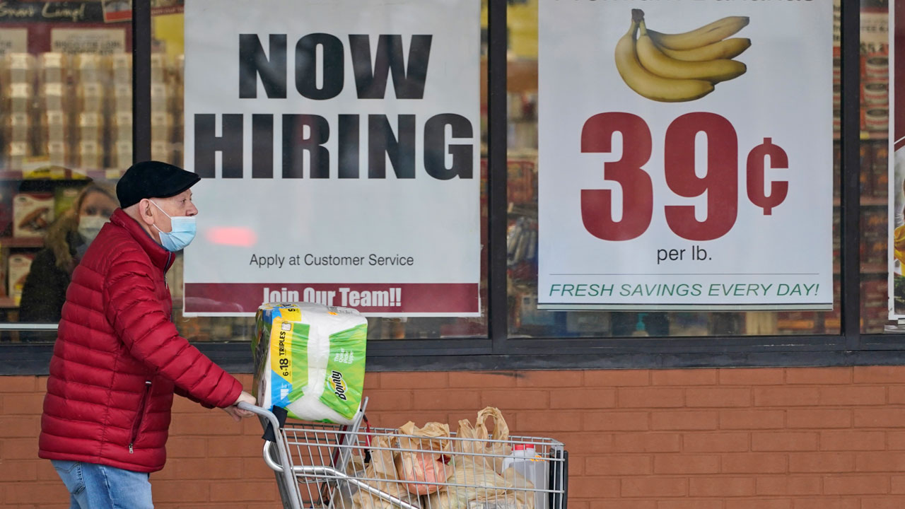 US Unemployment Claims Fall To 779,000 But Job Cuts Grind On