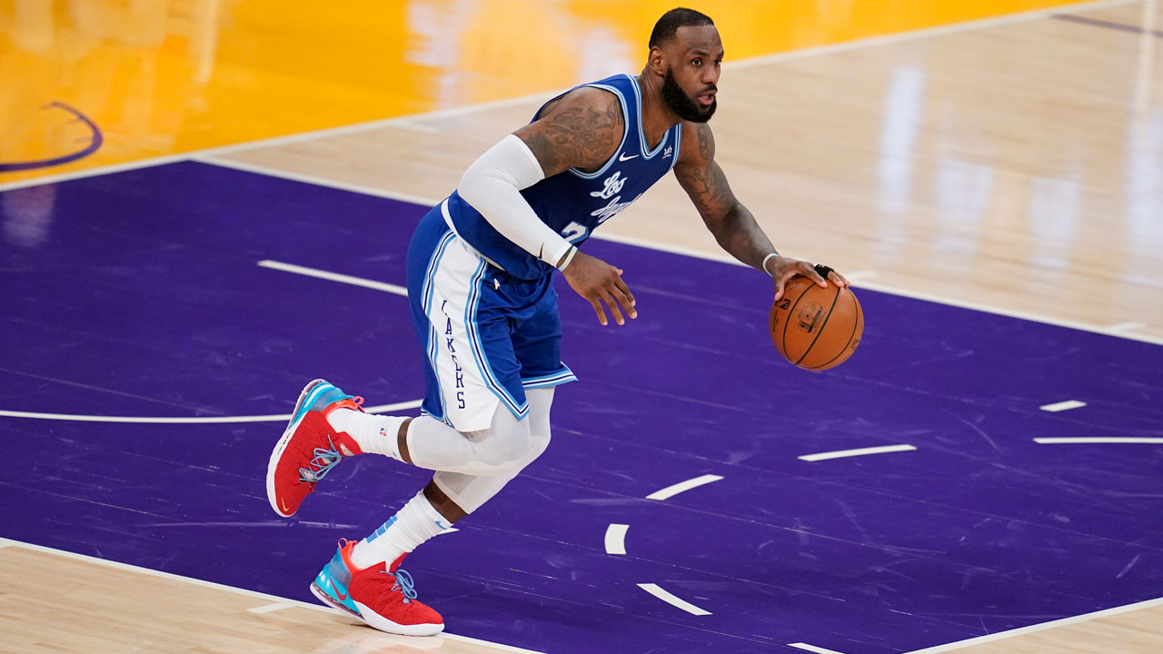 LeBron James: Decision To Have NBA All-Star Game During The Pandemic Is A 'Slap In The Face'