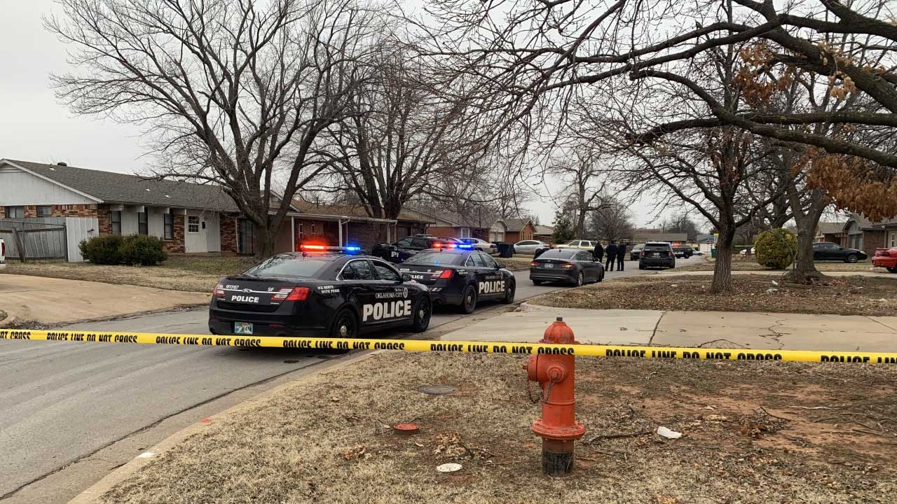 Oklahoma City Police Confirm 1 Person Injured In Shooting Incident
