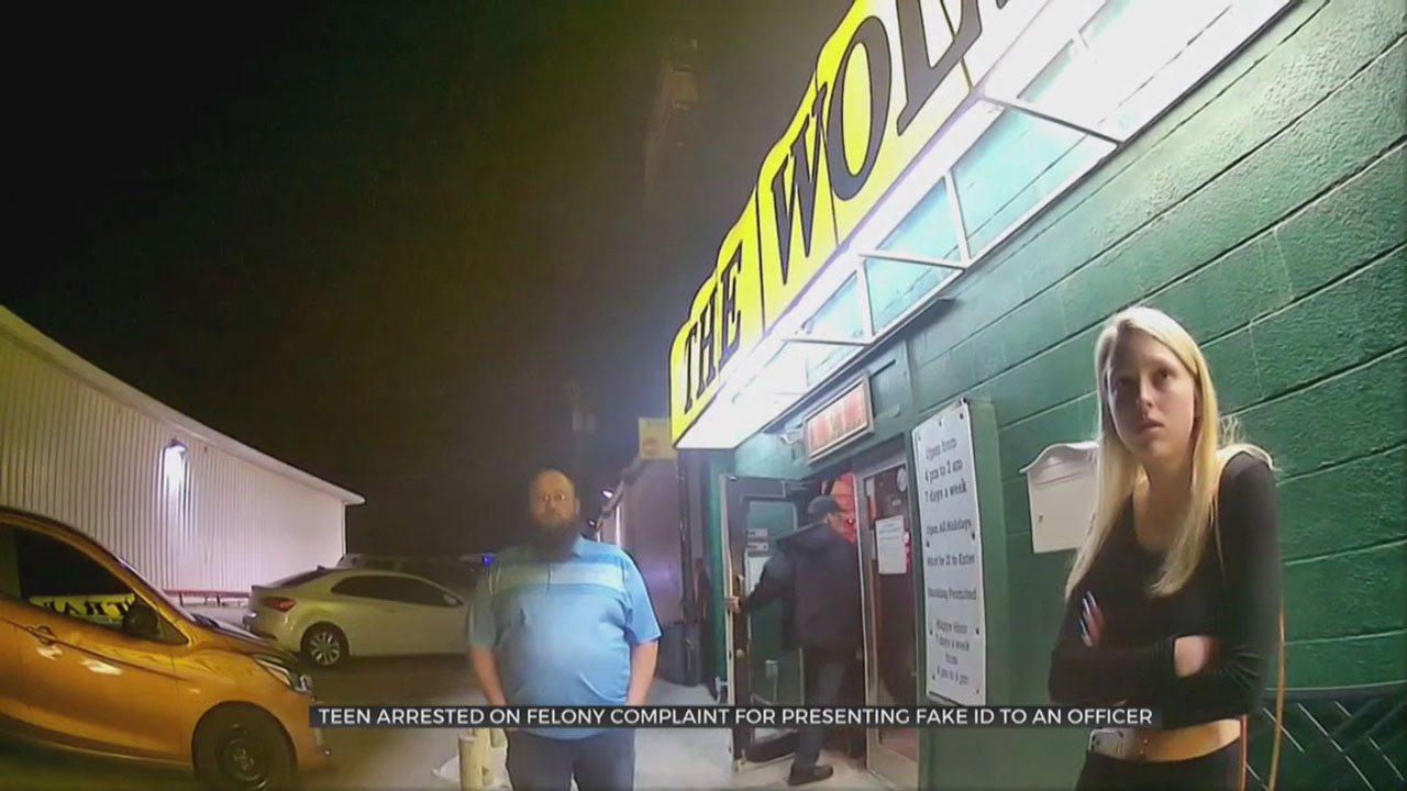 Edmond Police See Spike In Fake ID Busts
