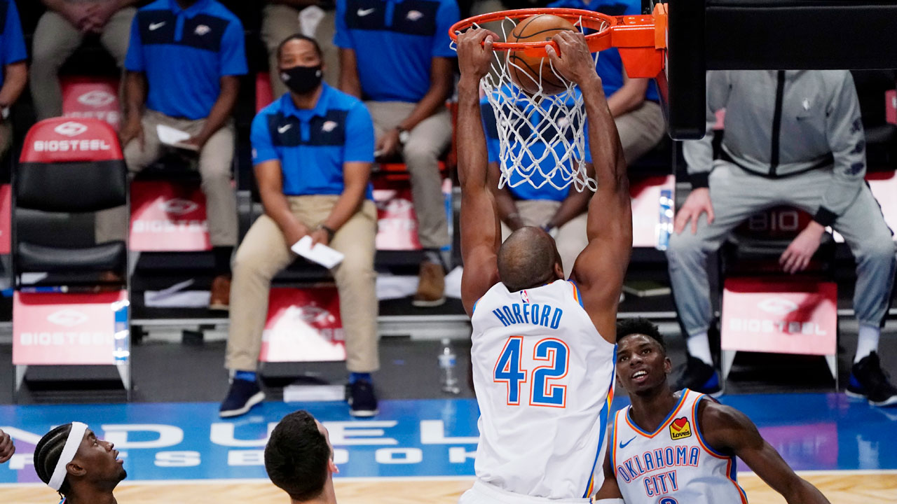 3 Thunder Takeaways: Thunder Offense Breathes Fire In Road Trip Capper Against Nets