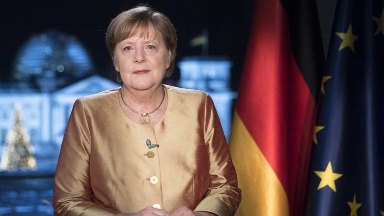 Germany's Merkel: Trump's Twitter Eviction 'Problematic'
