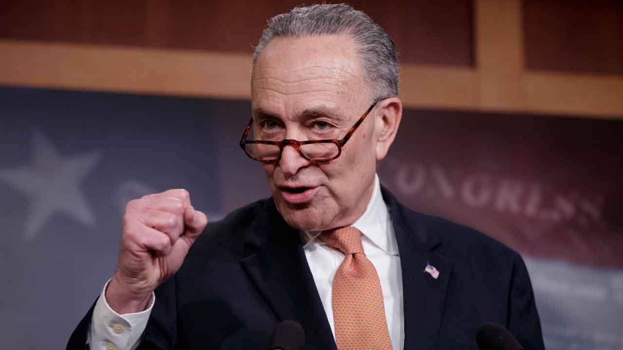 Schumer Says 1st Priority For New Senate Will Be Coronavirus Relief Bill