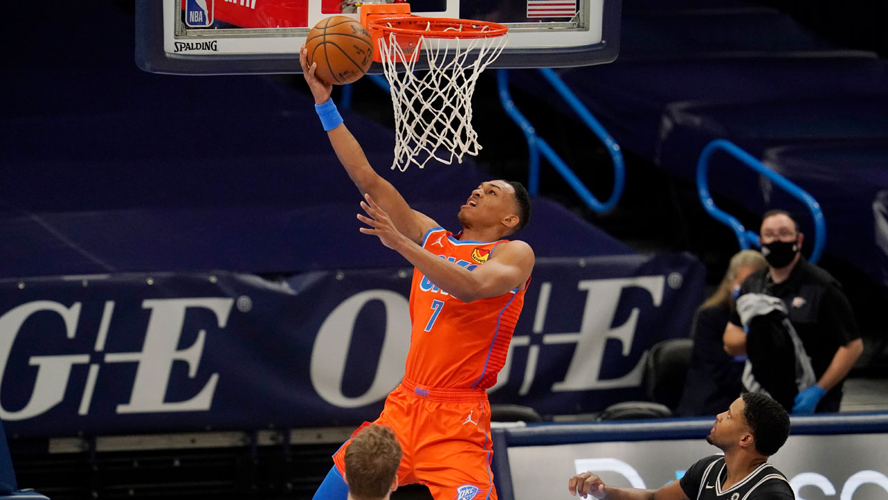 3 Thunder Takeaways: Thunder Come Up Empty At Home, Lose To Spurs