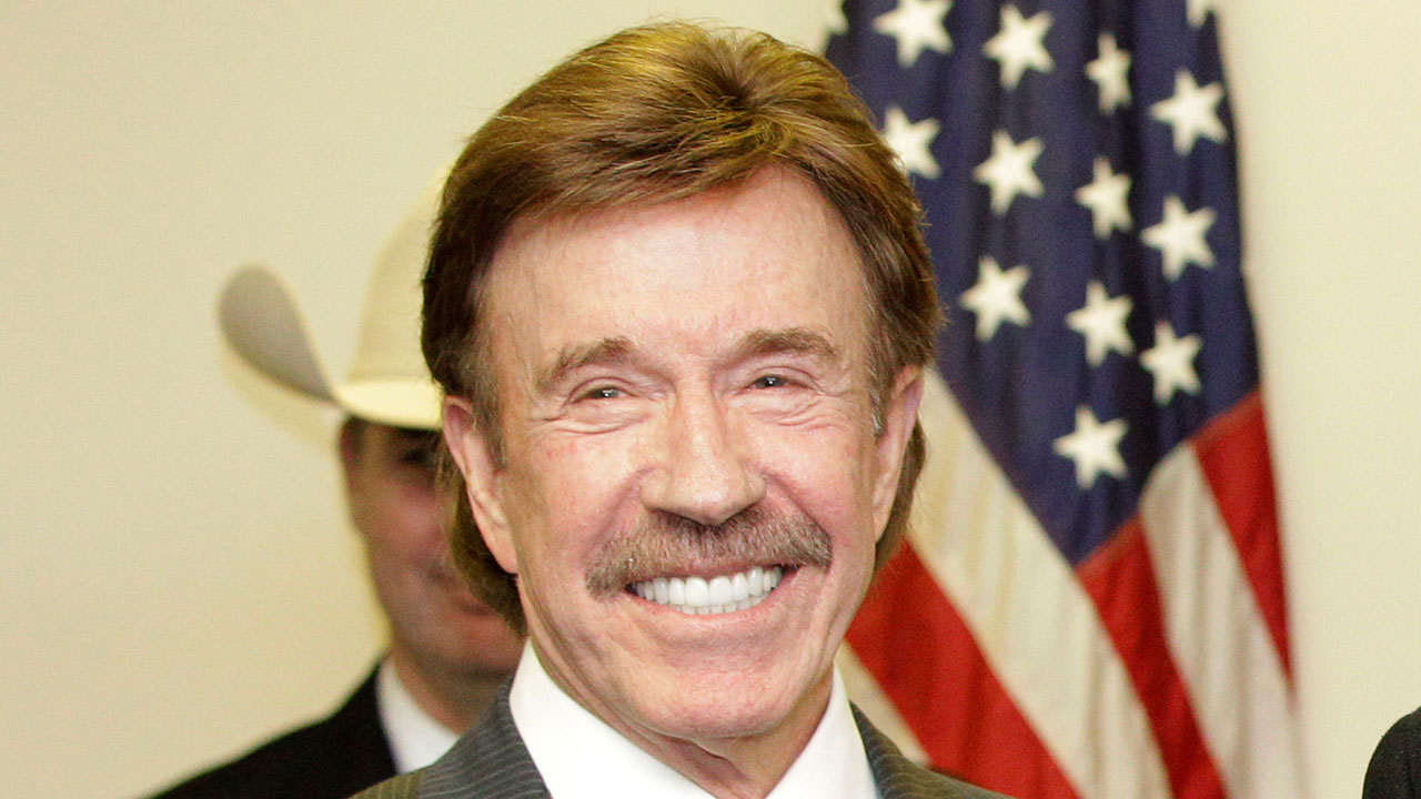 Chuck Norris Weighs In On US Capitol Riot After Photo Resembling Actor Goes Viral