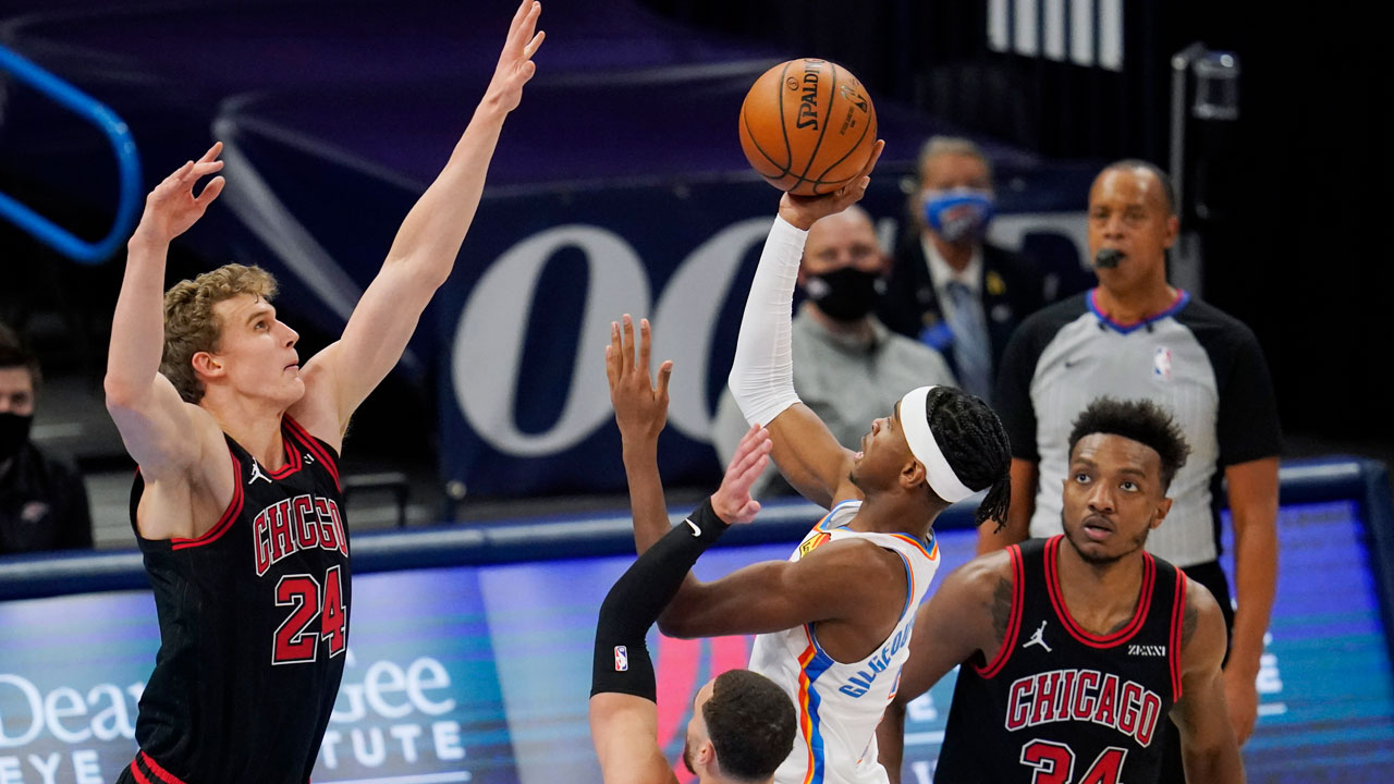 3 Thunder Takeaways: Oklahoma City Exorcises Demons At Home, Beats Chicago In Overtime