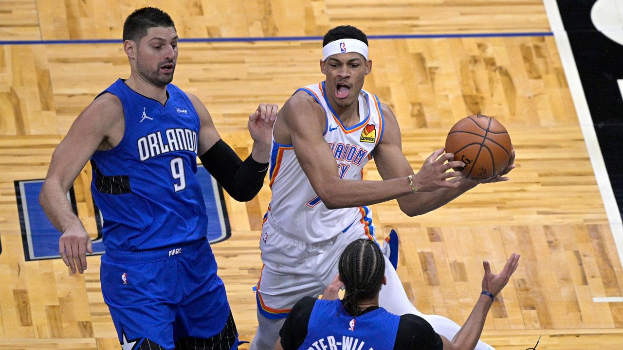 3 Thunder Takeaways: Oklahoma City Gets Revenge On Orlando, Ends 3-Game Losing Streak