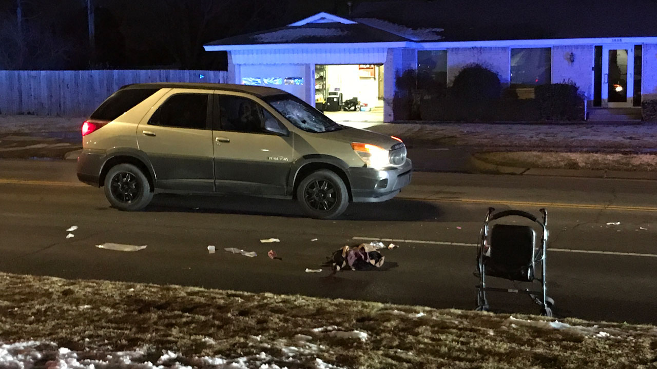 Victim Sent To Hospital In Critical Condition After Auto-Pedestrian Accident