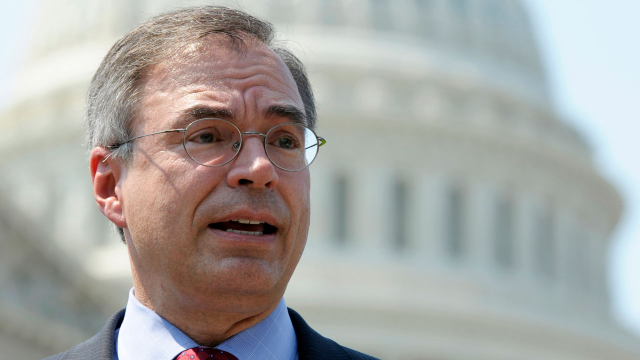 Maryland Representative Andy Harris Said To Have Tried To Bring Gun Onto House Floor