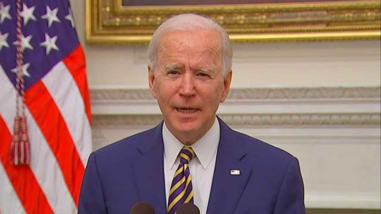 President Biden Signs Executive Orders On Stimulus Checks, Food Stamps & Minimum Wage