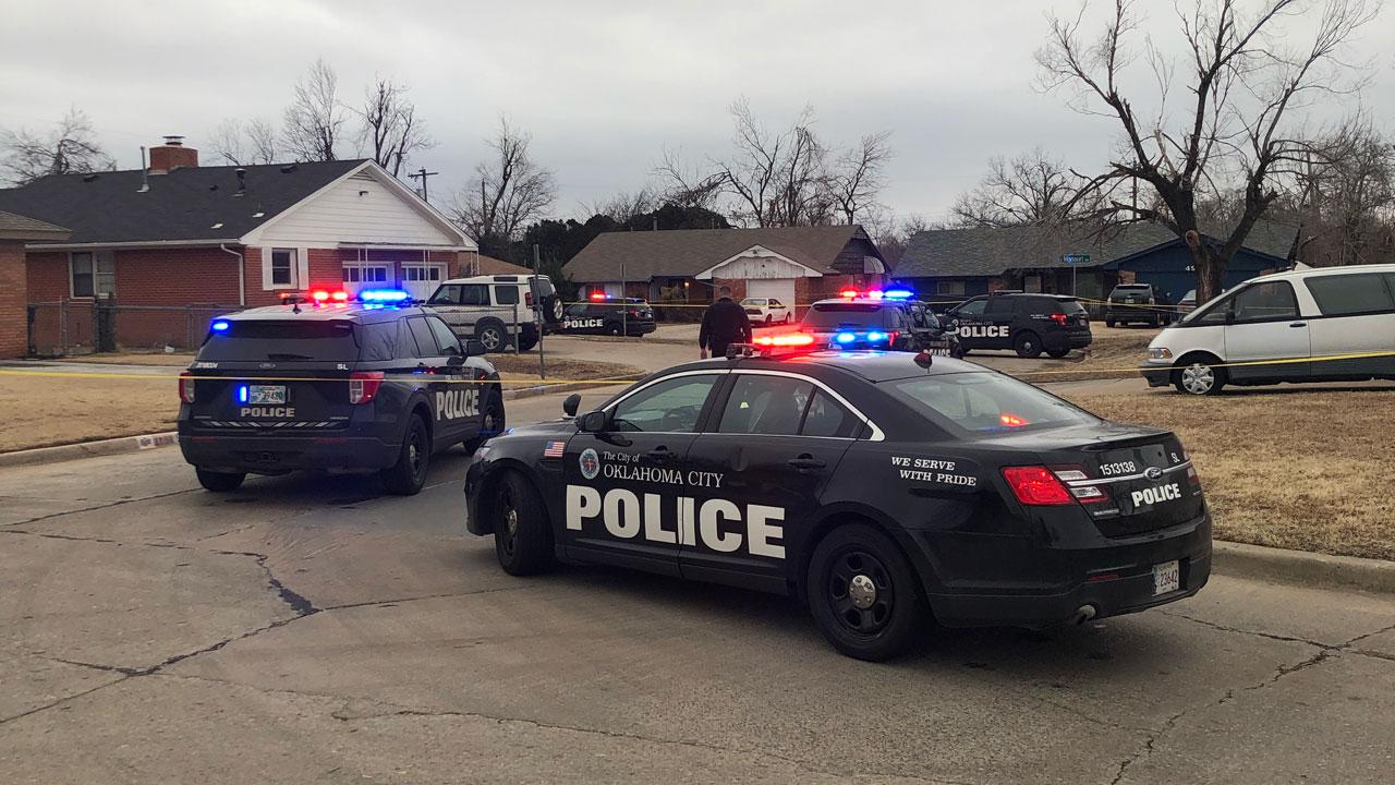 Officer Shot NE OKC Jan. 23, 2021