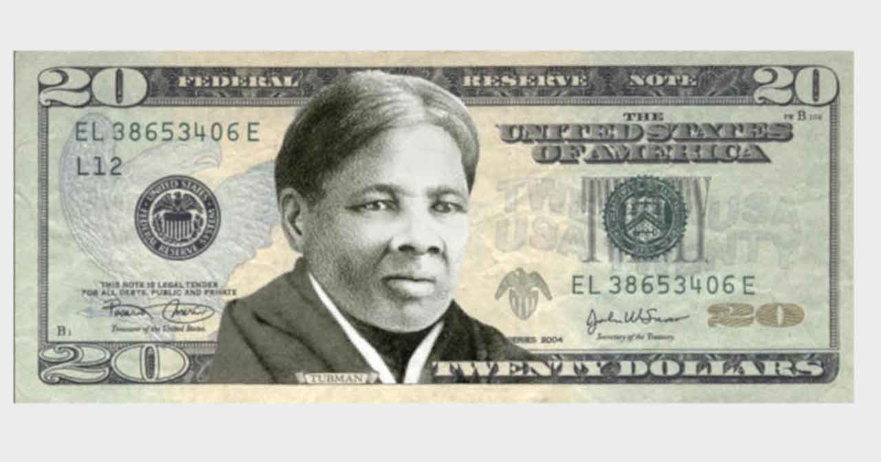 Treasury Department Moves Forward With Effort To Put Harriet Tubman On $20 Bill