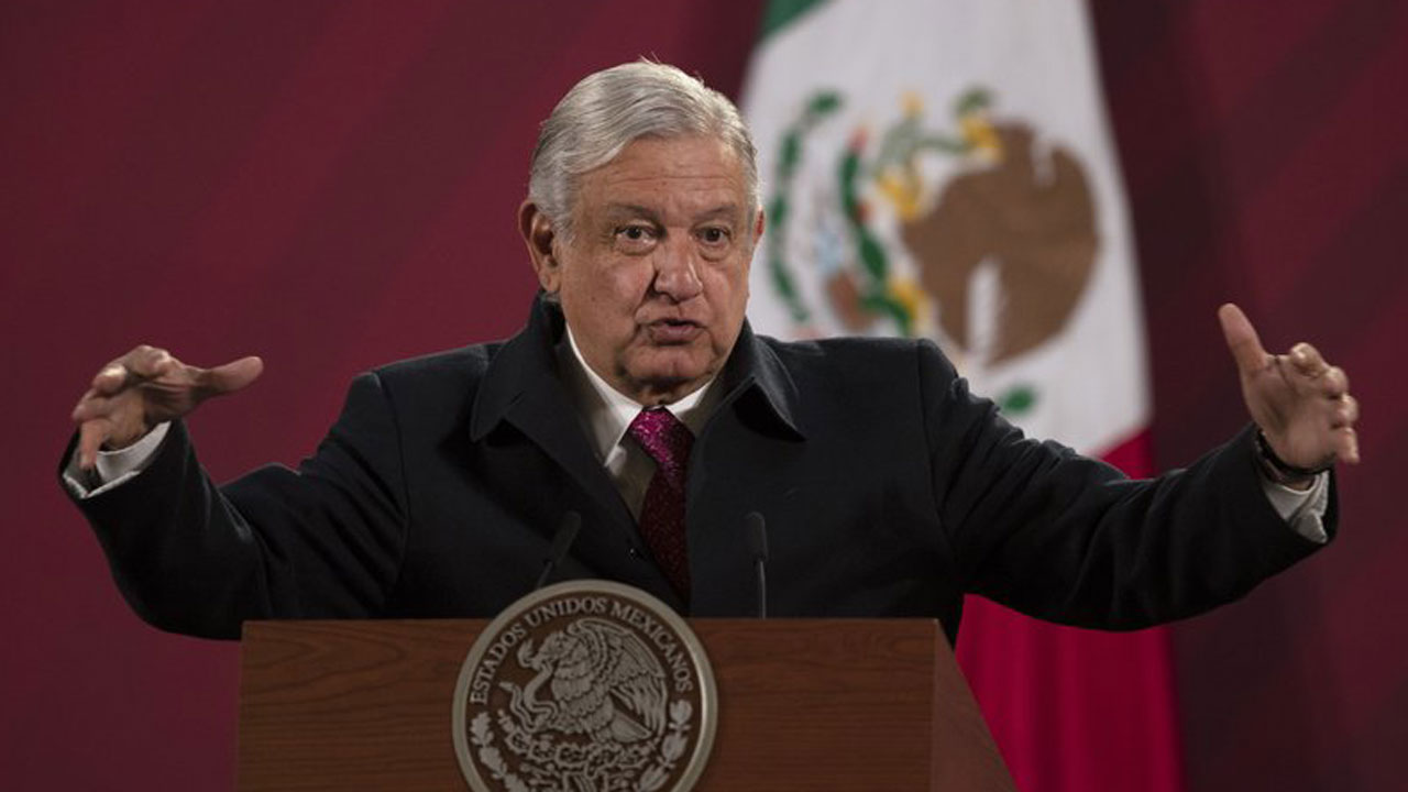 Mexico's President Tests Positive For COVID-19