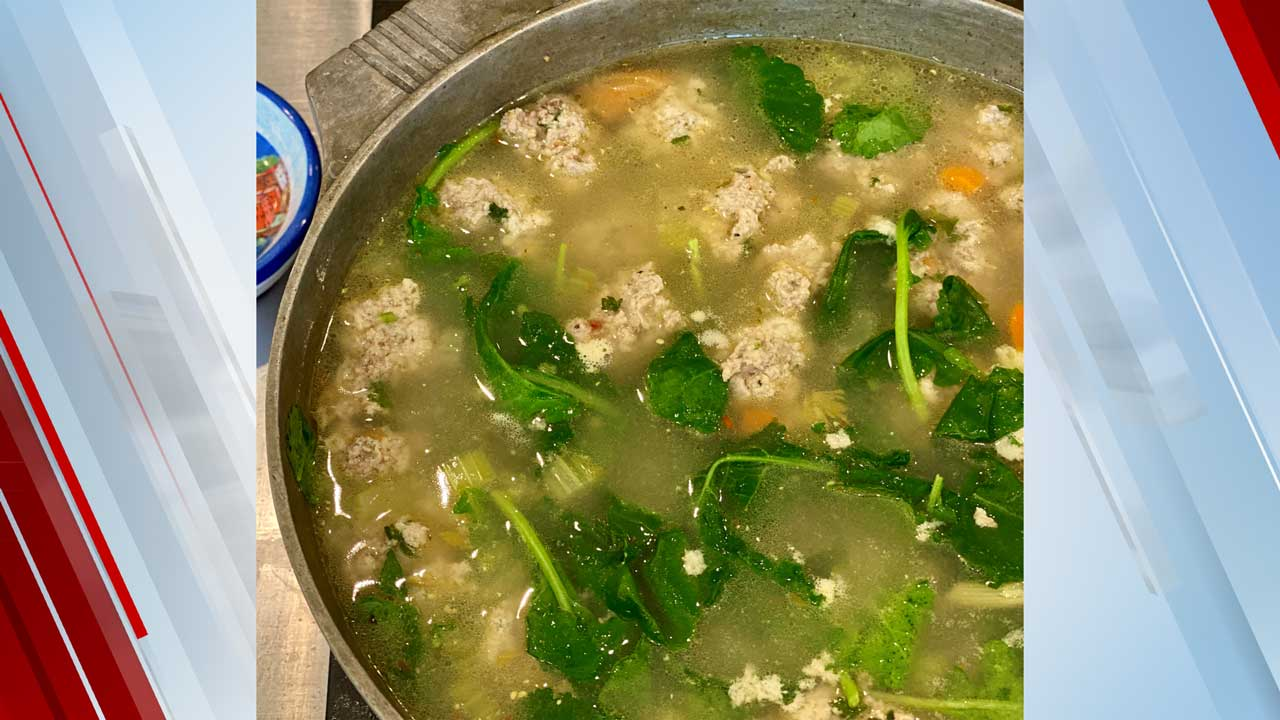 Italian Wedding Soup Lite