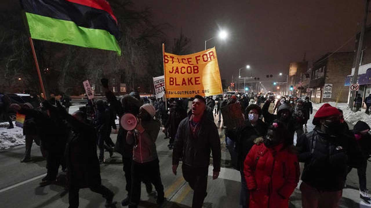 Wisconsin National Guard Activated Ahead Of Charging Decision For Officer Who Shot Jacob Blake