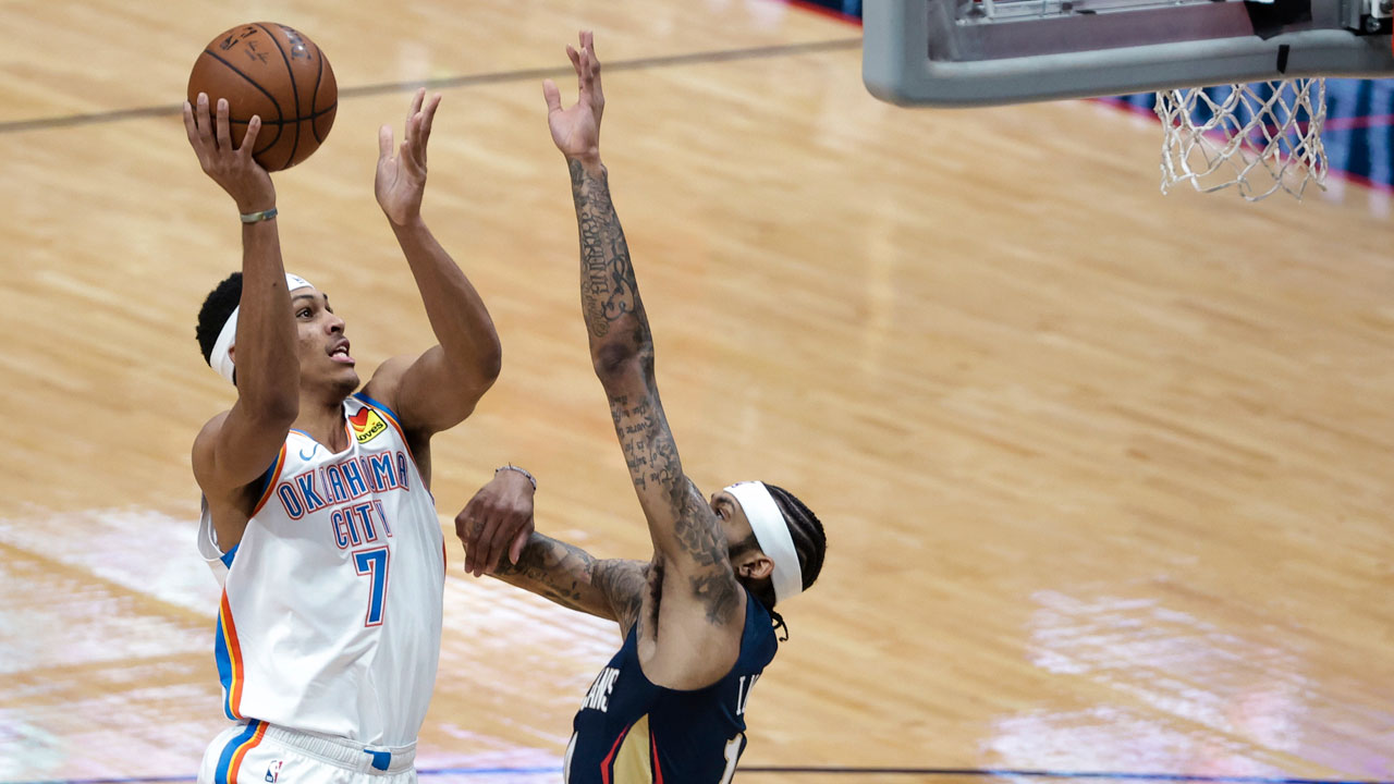 3 Thunder Takeaways: Late Free Throws Help Thunder Edge Pelicans In New Orleans