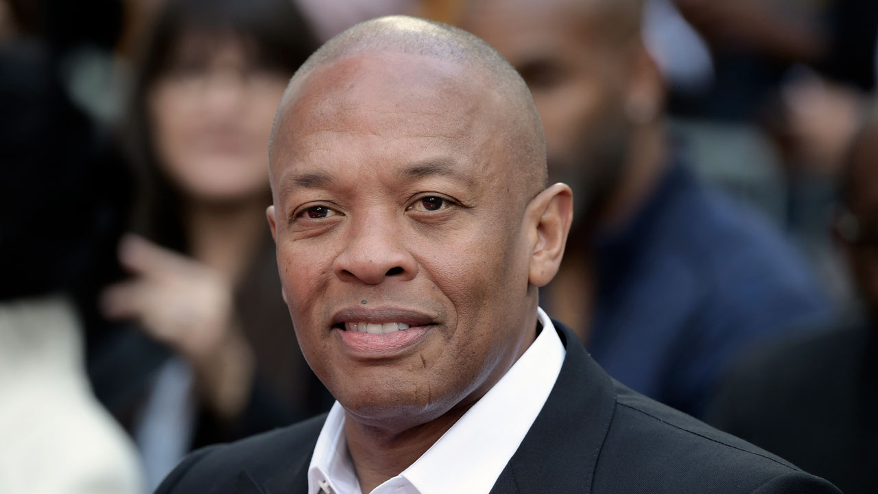 Dr. Dre Hospitalized, Reportedly Suffered Brain Aneurysm