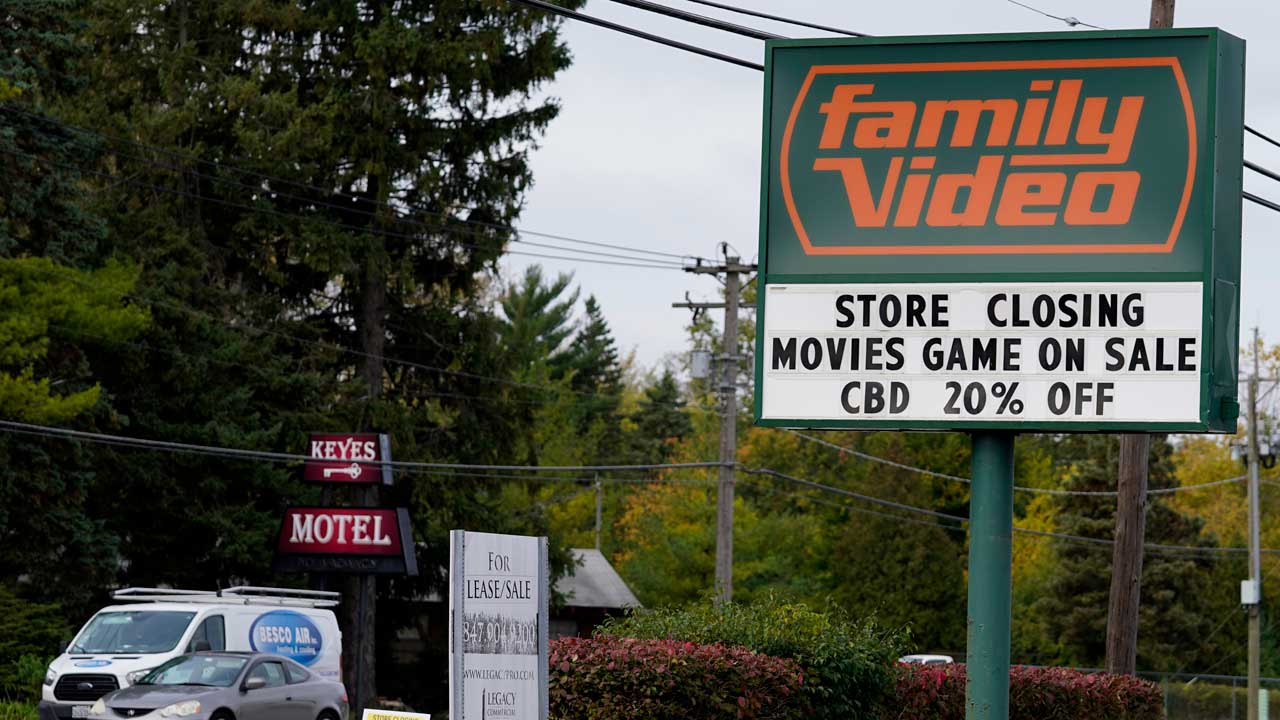 Pandemic Kills Off Family Video; Chain To Close Remaining Stores