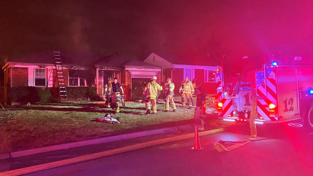Authorities, Family Members Say Man Dies Following NE OKC House Fire