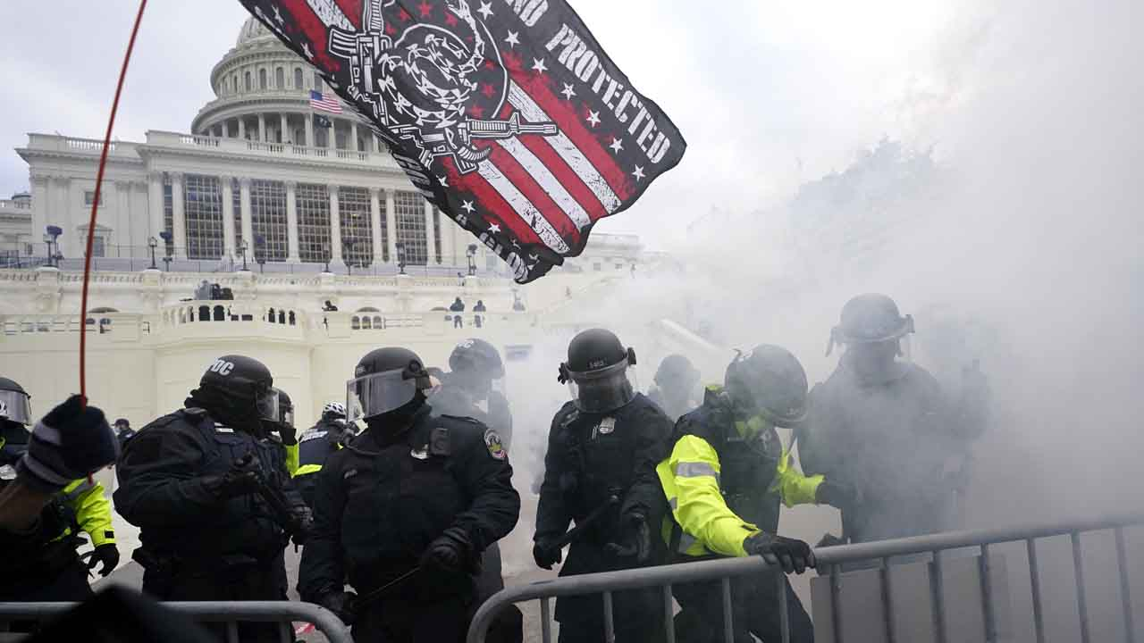 Lawmakers Vow To Investigate Police After Capitol Breach
