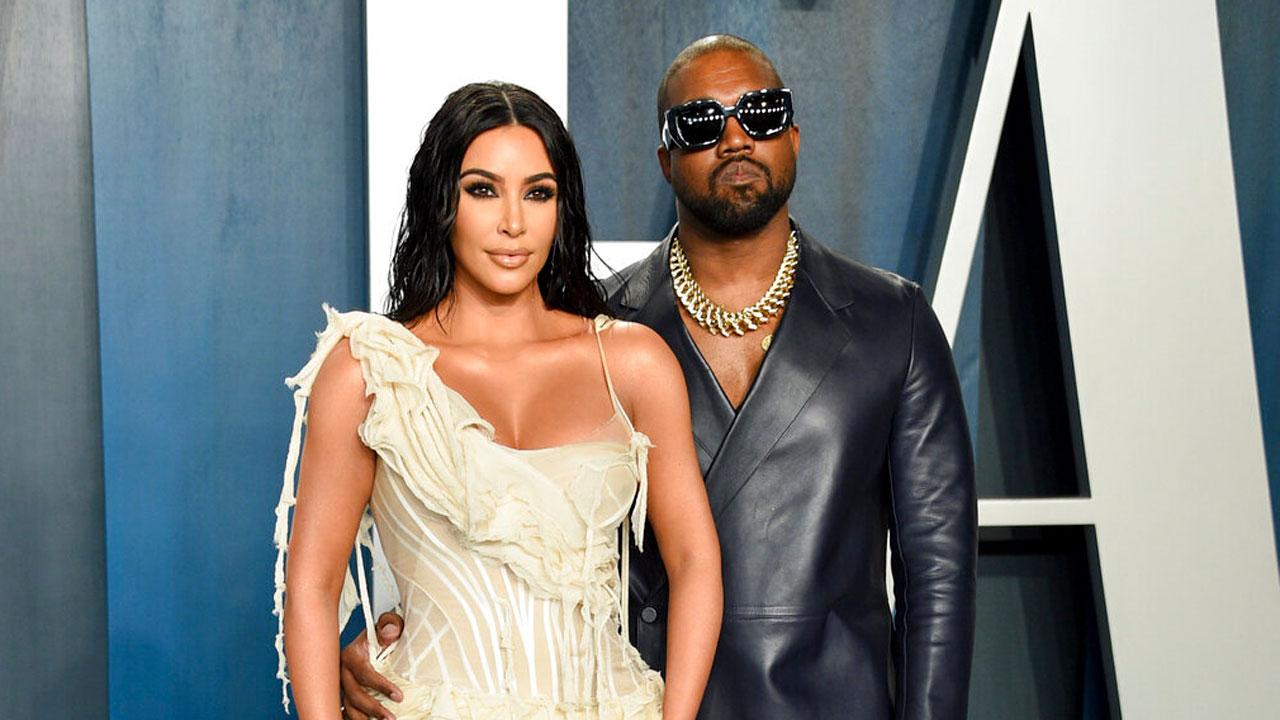Kim Kardashian, Kanye West Headed Towards Divorce