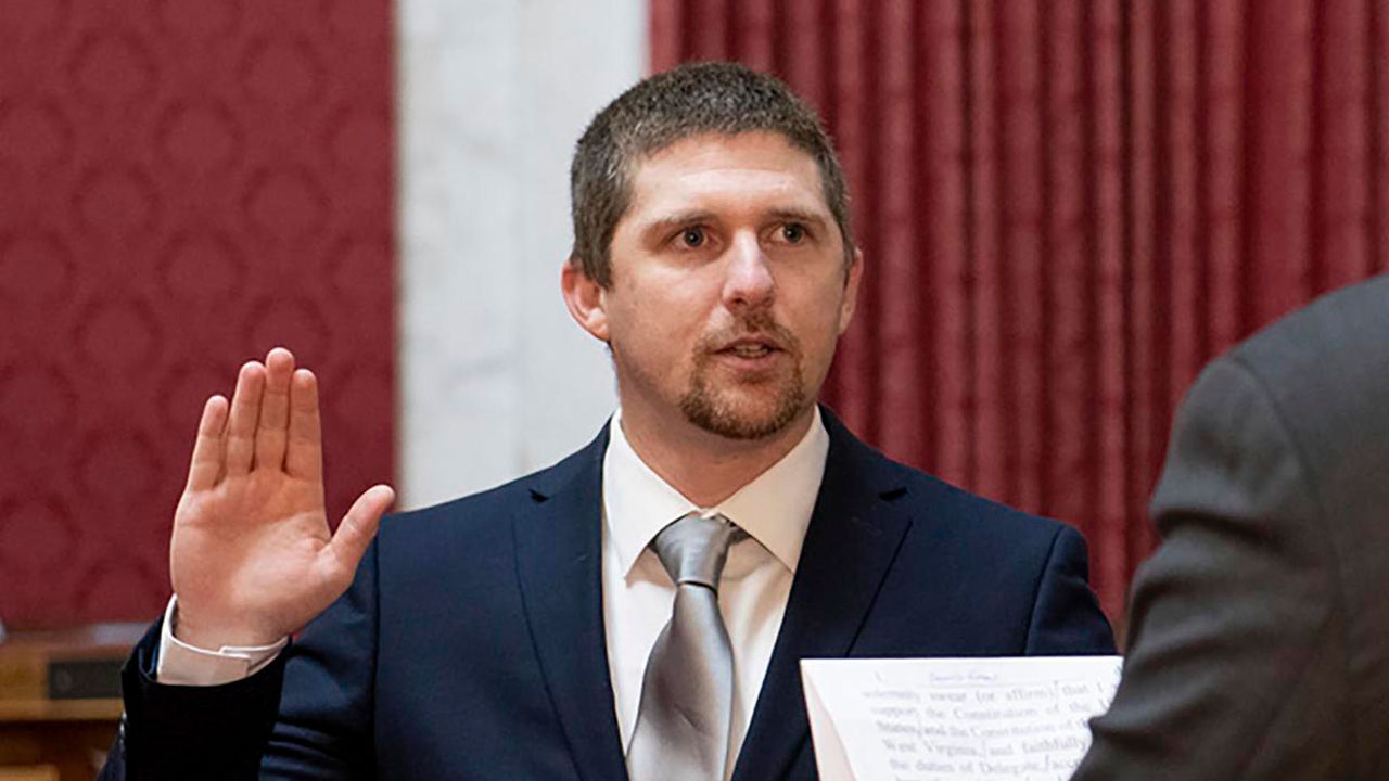 West Virginia Lawmaker Records Himself Storming The US Capitol: 'We're In!'