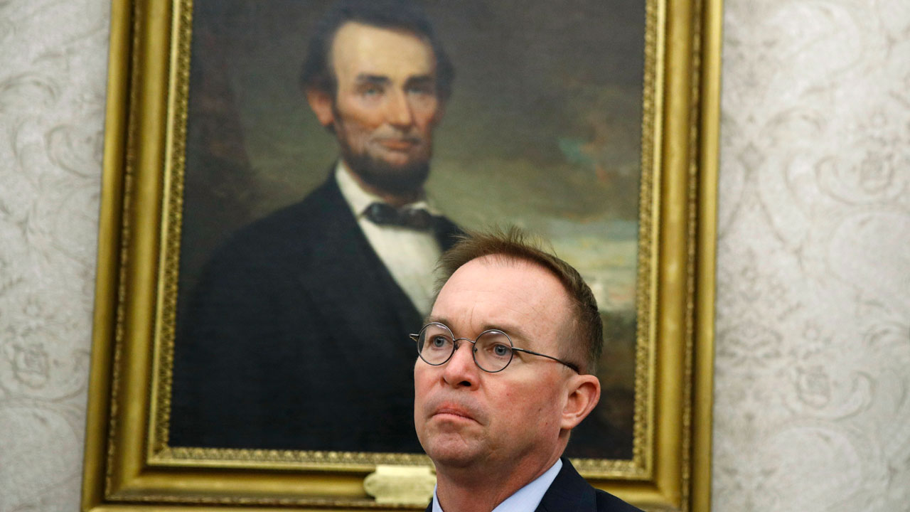 Mulvaney Says He's Quitting After Capitol Riot