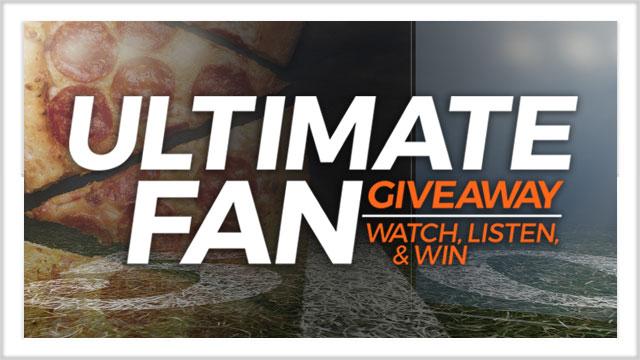 Ultimate Fan Watch, Listen, and Win