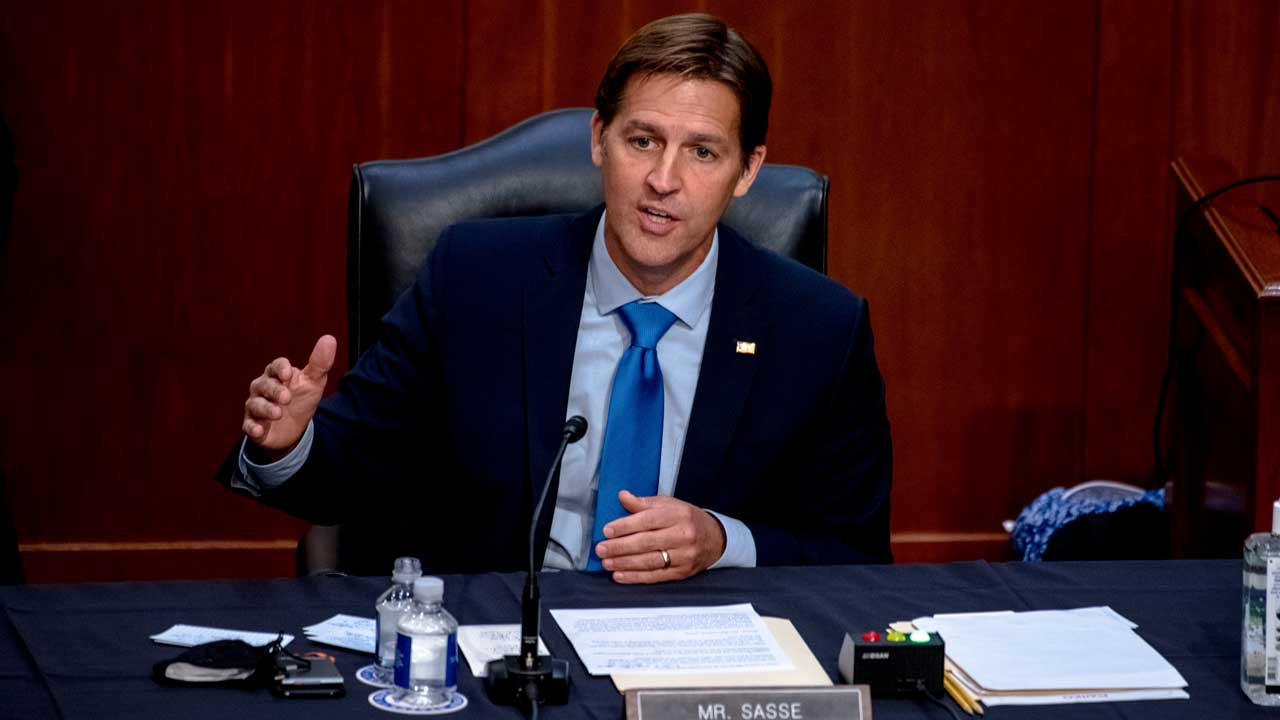 GOP Senator Ben Sasse Says He Would 'Consider' Impeachment Articles Brought By House