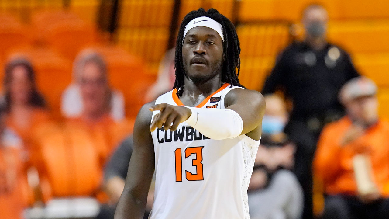 Oklahoma State Makes Last 13 Shots, Beats Kansas State 70-54