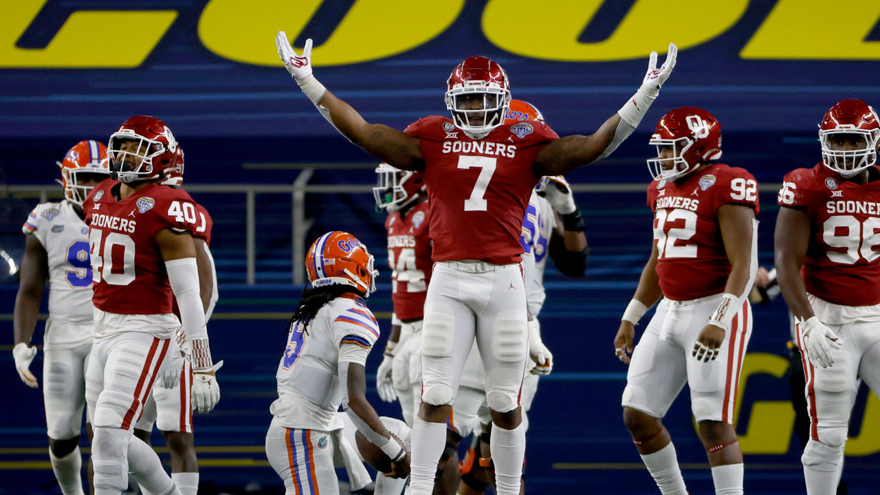 Oklahoma Defensive End Ronnie Perkins Off To The NFL
