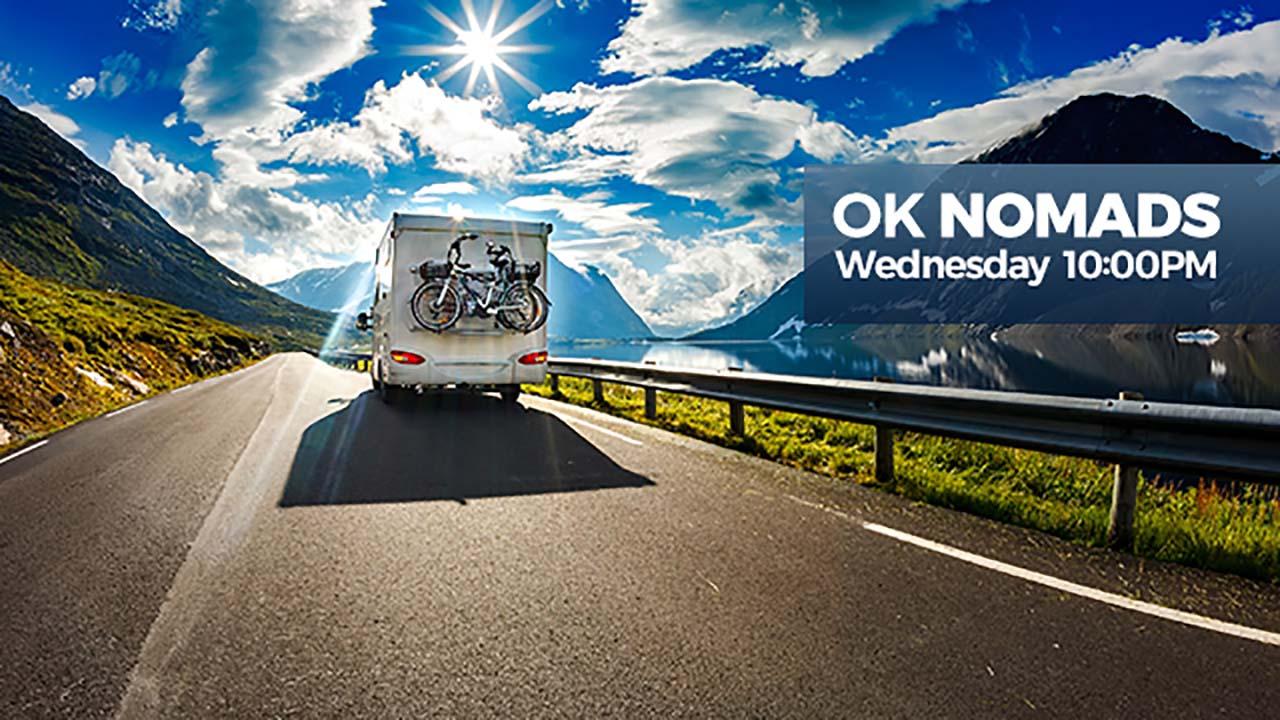 Wednesday at 10: OK Nomads