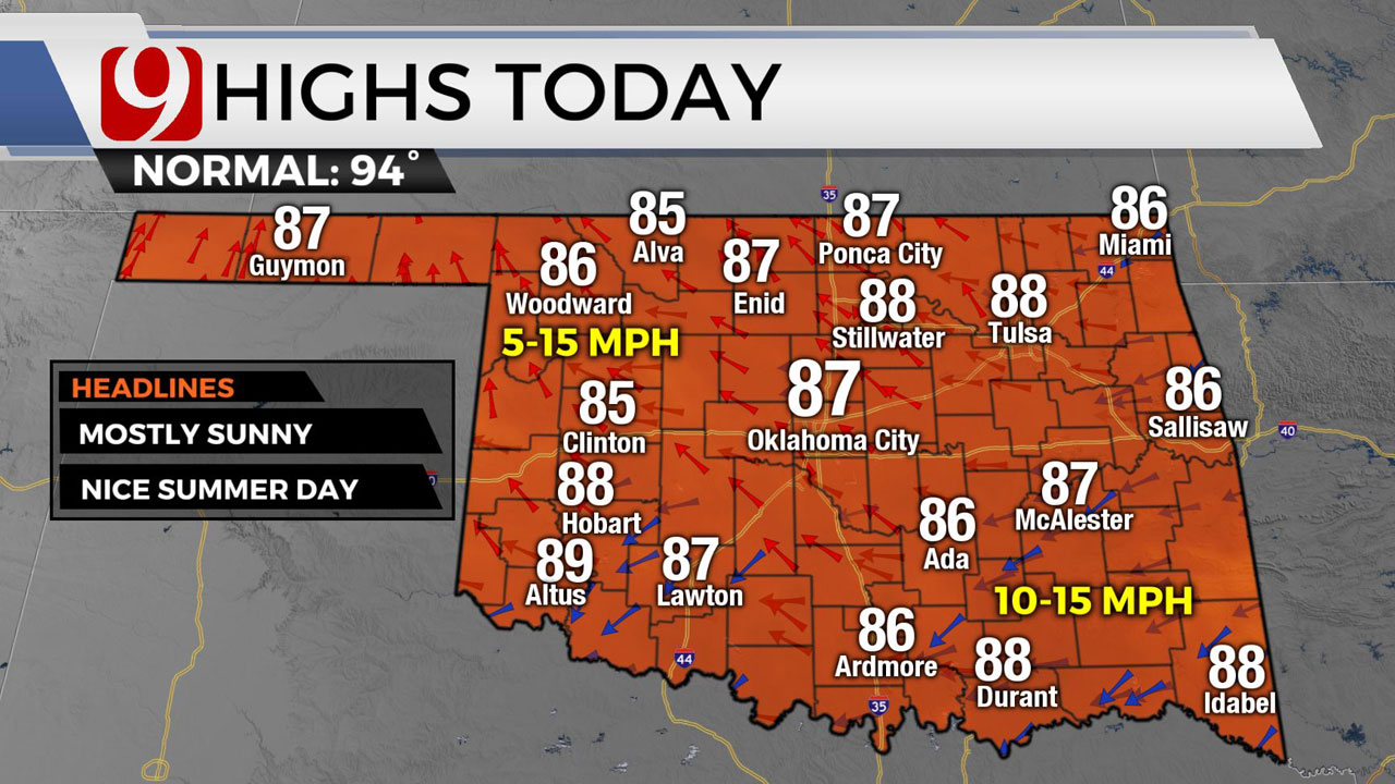 Mild Temperatures Expected Across Metro As Thick Haze Covers Sky