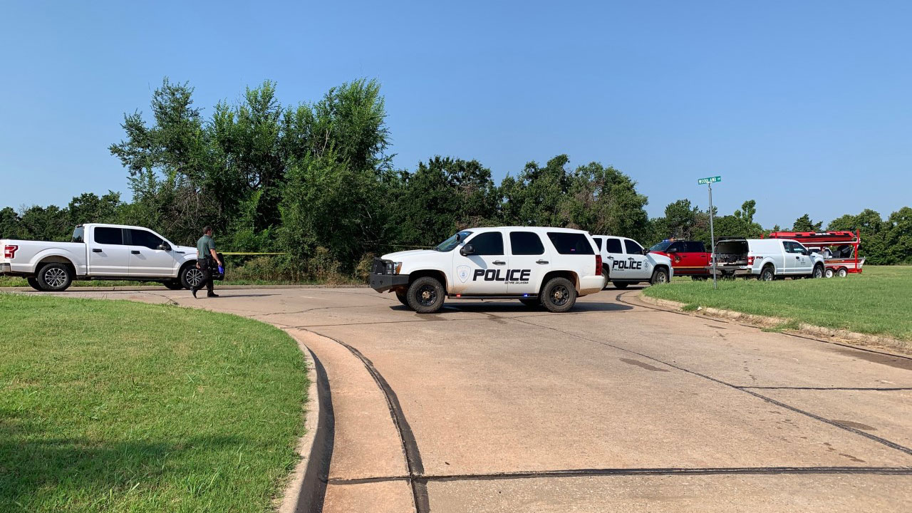 Authorities Recover A Body After Drowning Report In Guthrie