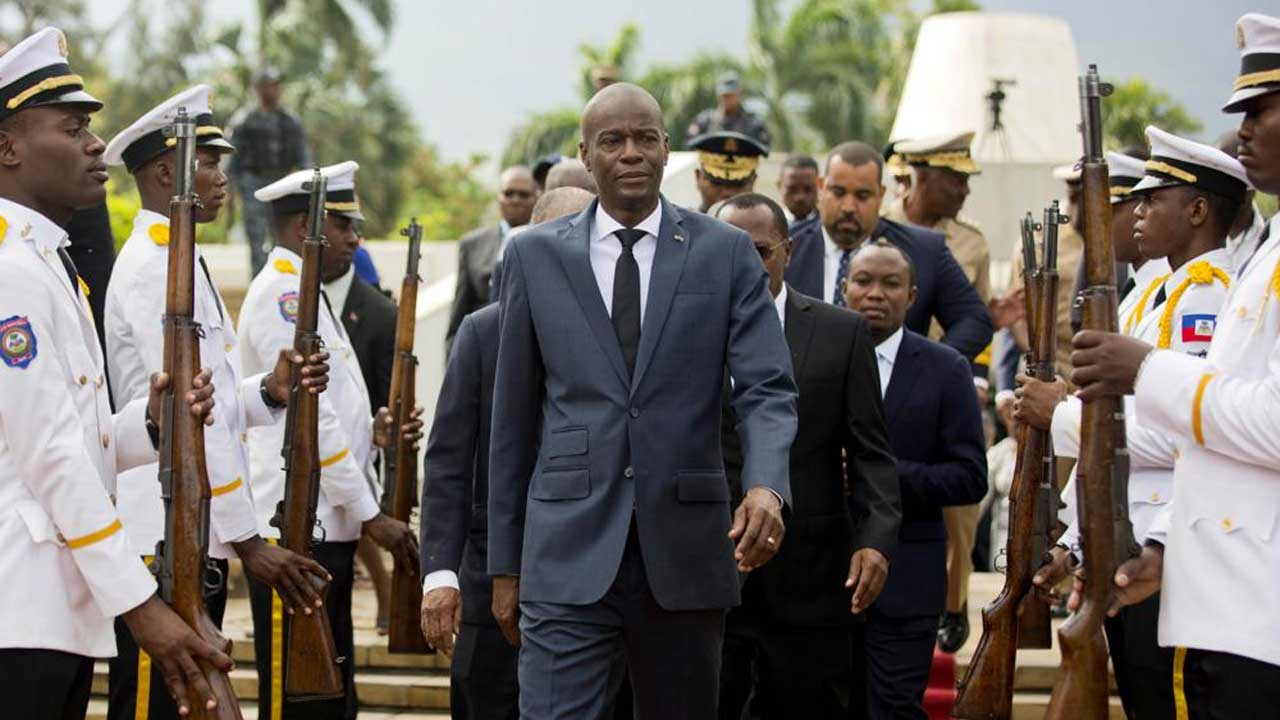 Official: Haiti President Jovenel Moïse Assassinated At His Home