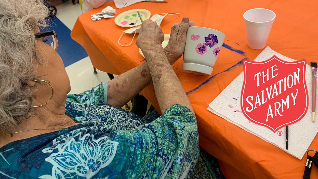 Free Resources to Seniors Thanks to The Salvation Army of Central Oklahoma
