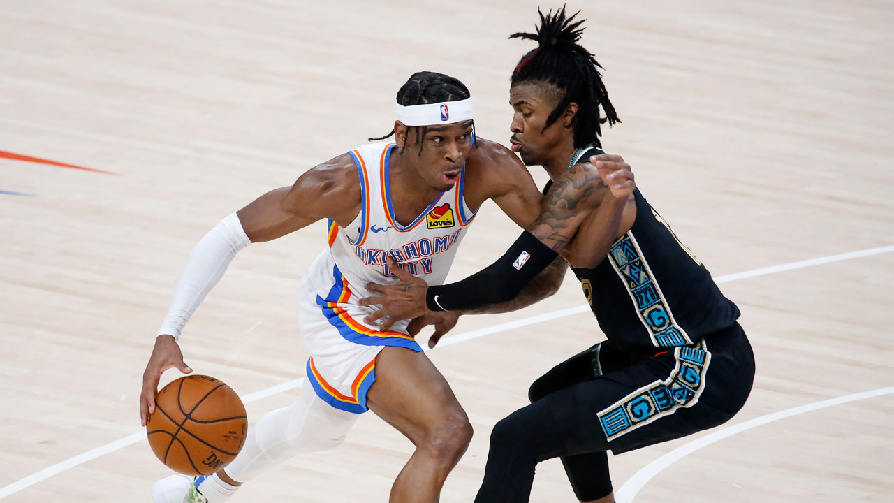 3 Thunder Takeaways: Short-Handed Thunder Stage Comeback Victory Over Memphis