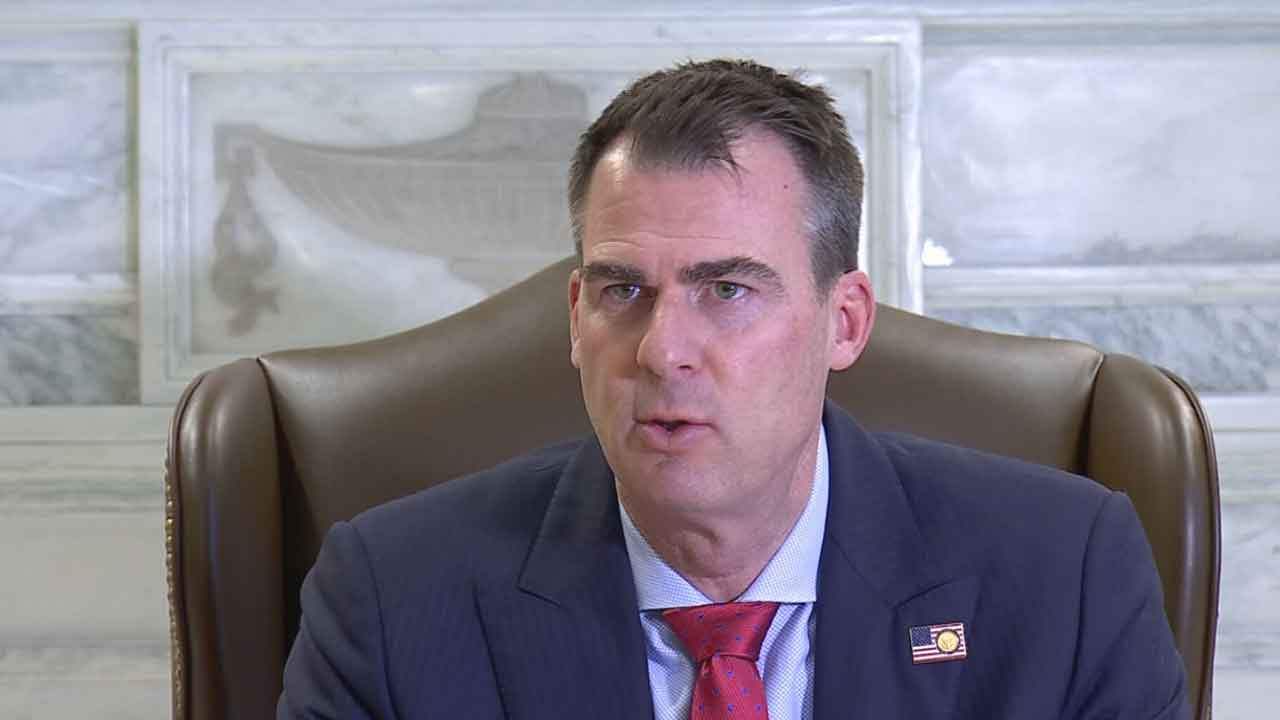 Search For New Oklahoma Attorney General Ongoing, But 'Time Is Of The Essence,' Stitt Says