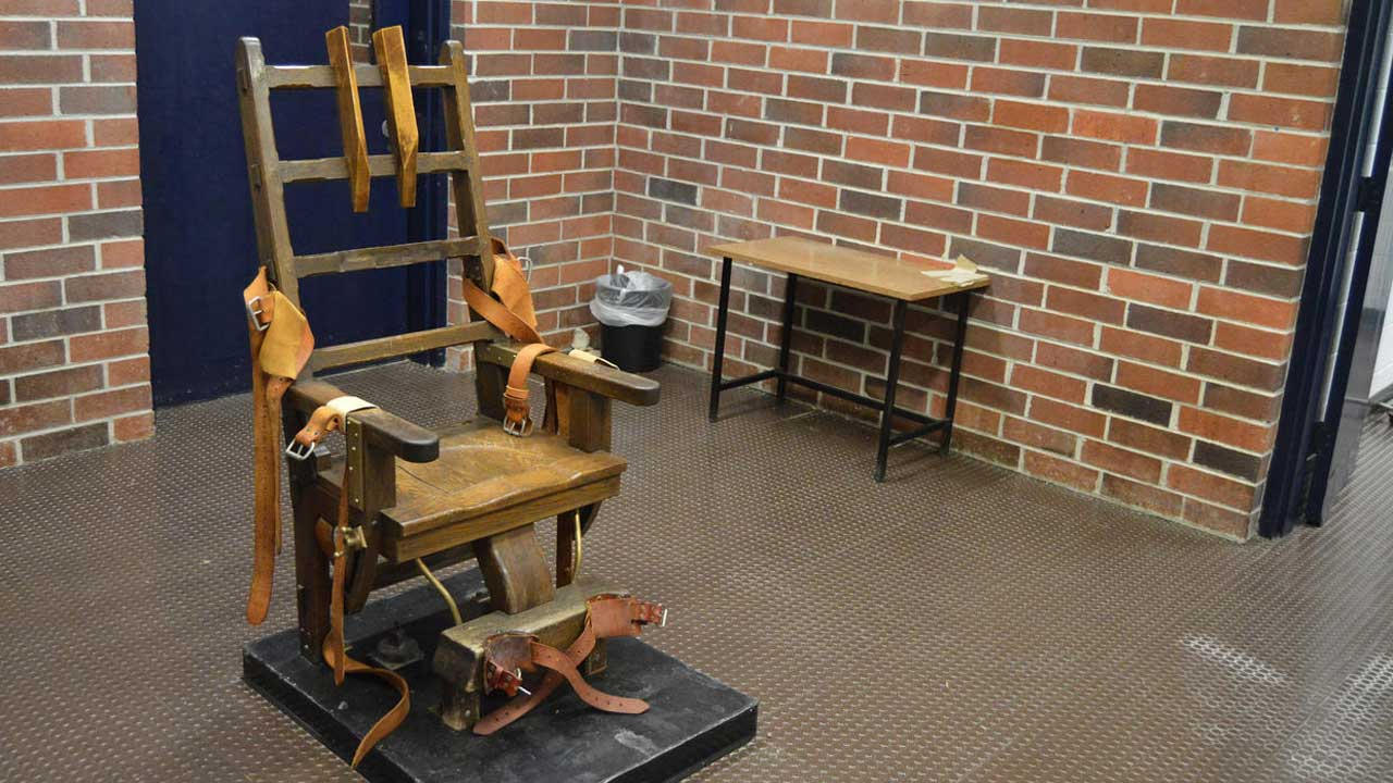 South Carolina Bill Would Add Firing Squad, Electric Chair As Execution Options