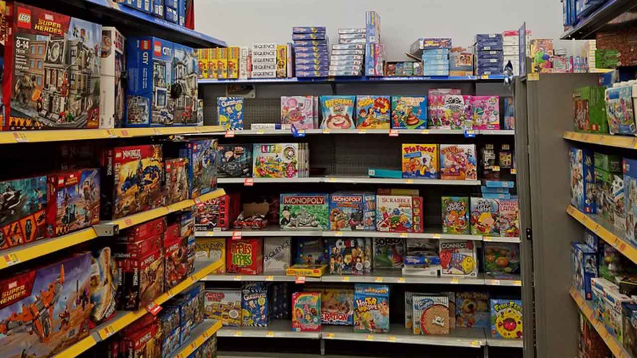California Bill Would Eliminate 'Boy' And 'Girl' Toy Sections In Stores