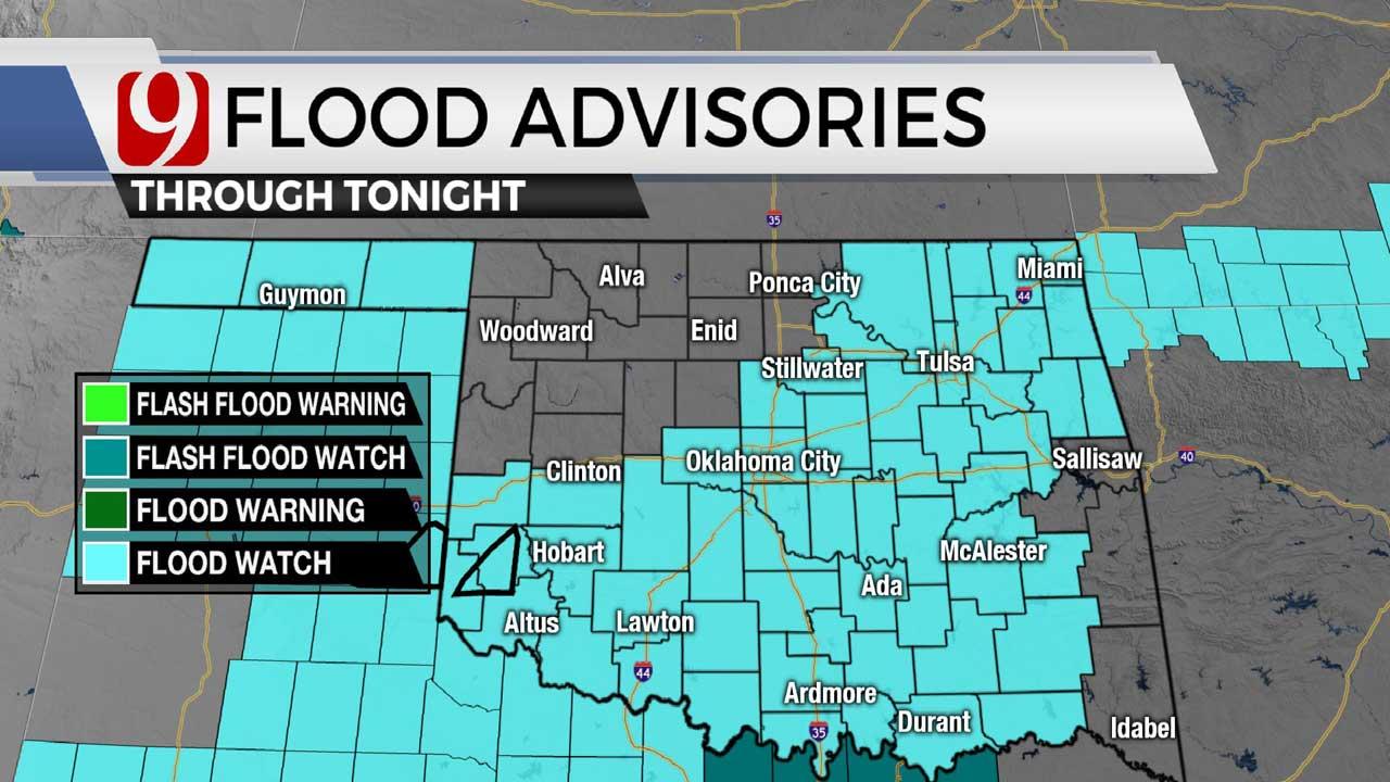 Flood advisories for 5-31-21